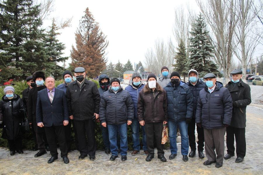 Сьогодні у Дружківці вшанували учасників ліквідації аварії на Чорнобильській АЕС , фото-3