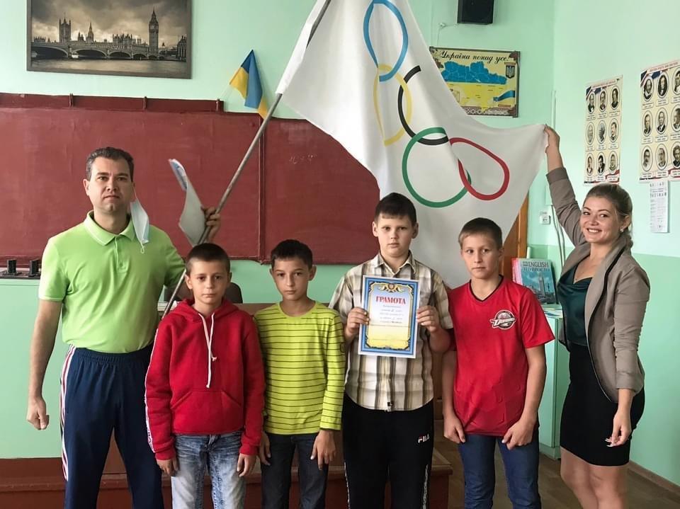 У школах Дружківки відзначають ювілей НОК України, фото-3