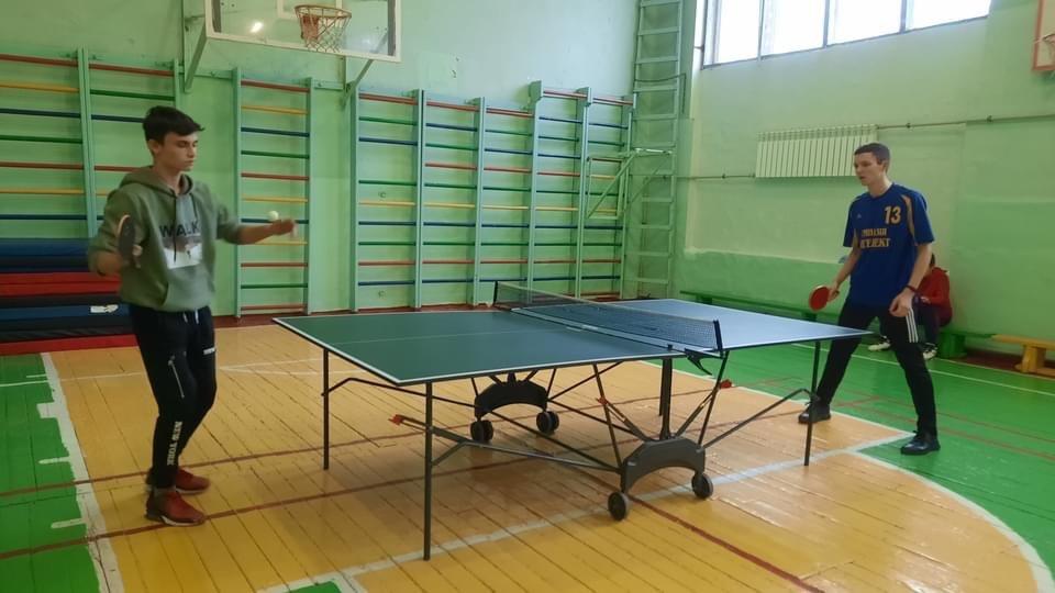 Дружківка: Учні гімназії «Інтелект» перемогли у турнірі з настільного тенісу (ФОТО), фото-1