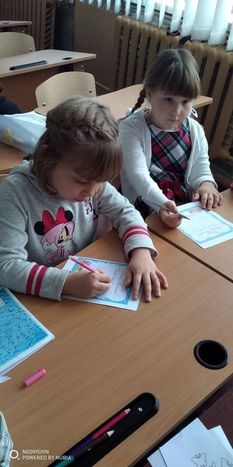 Дружківські діти пишуть листи до Святого Миколая (ФОТО)  , фото-4