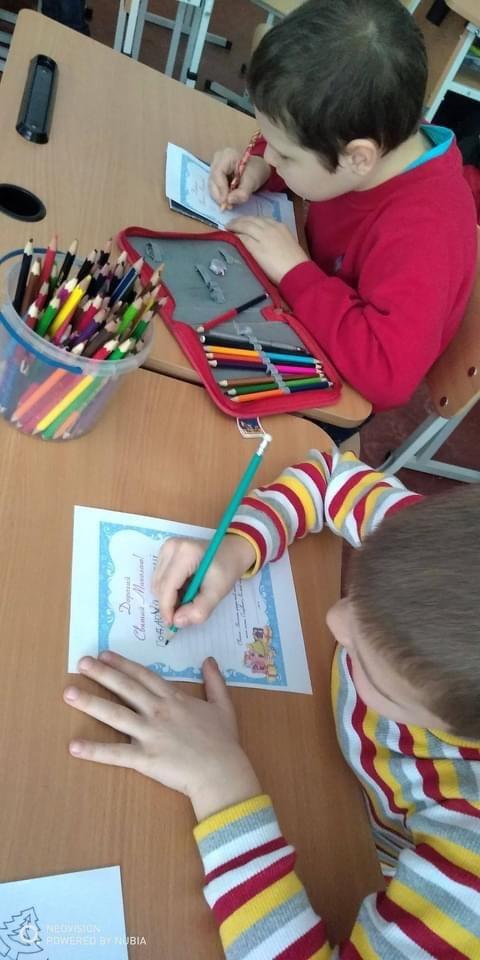 Дружківські діти пишуть листи до Святого Миколая (ФОТО)  , фото-1