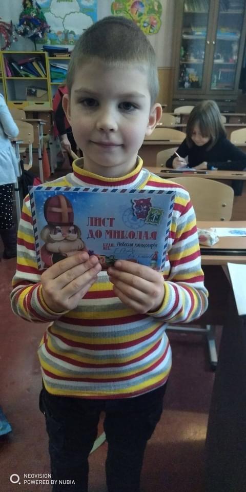 Дружківські діти пишуть листи до Святого Миколая (ФОТО)  , фото-3