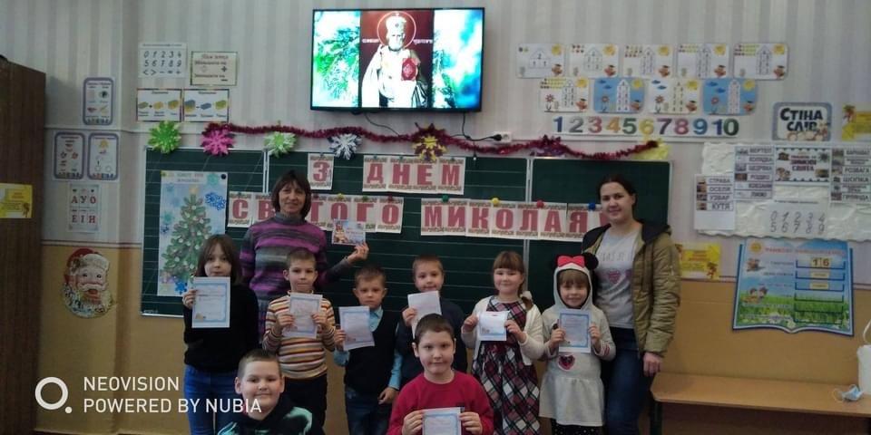 Дружківські діти пишуть листи до Святого Миколая (ФОТО)  , фото-6