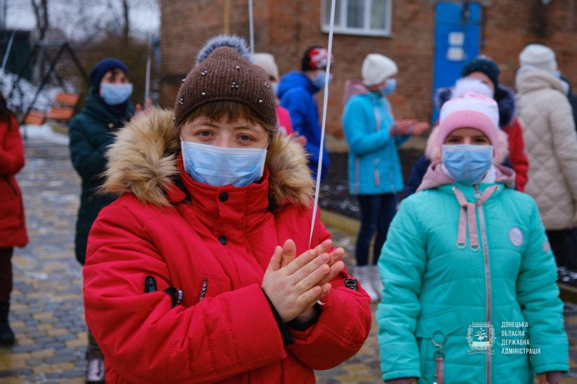 Вихованці Дружківського дитячого будинку-інтернату отримали чудовий подарунок до Дня Святого Миколая (ФОТО), фото-11