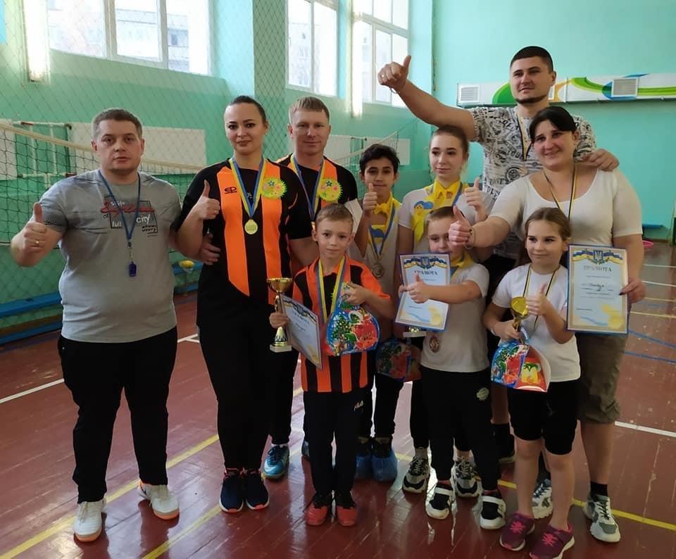 Дружківка: Спортивні родини змагалися за перемогу у школі №17 (12 ФОТО), фото-2