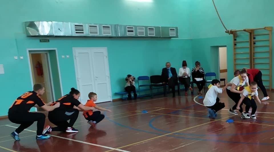 Дружківка: Спортивні родини змагалися за перемогу у школі №17 (12 ФОТО), фото-7