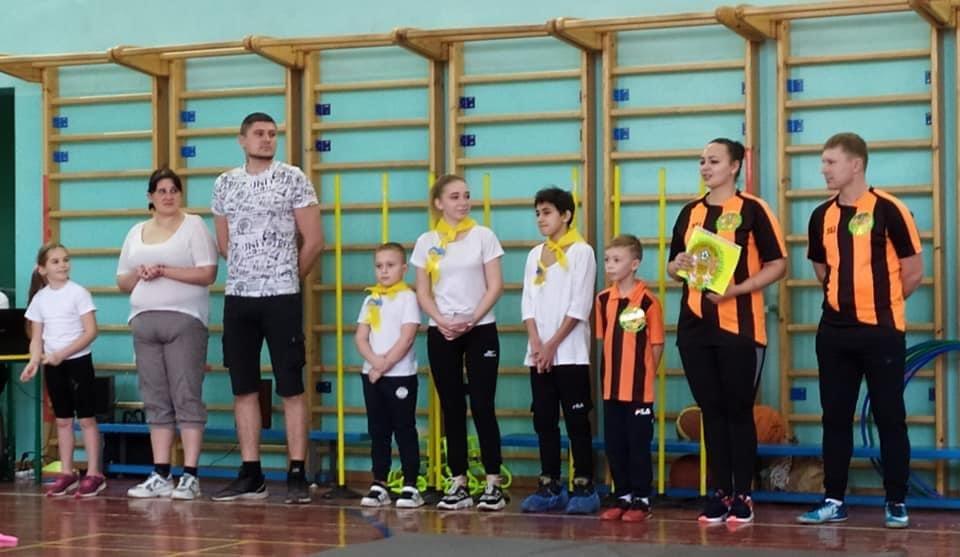Дружківка: Спортивні родини змагалися за перемогу у школі №17 (12 ФОТО), фото-11