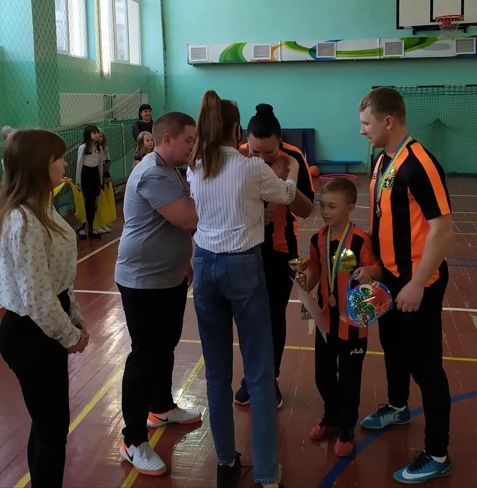 Дружківка: Спортивні родини змагалися за перемогу у школі №17 (12 ФОТО), фото-4