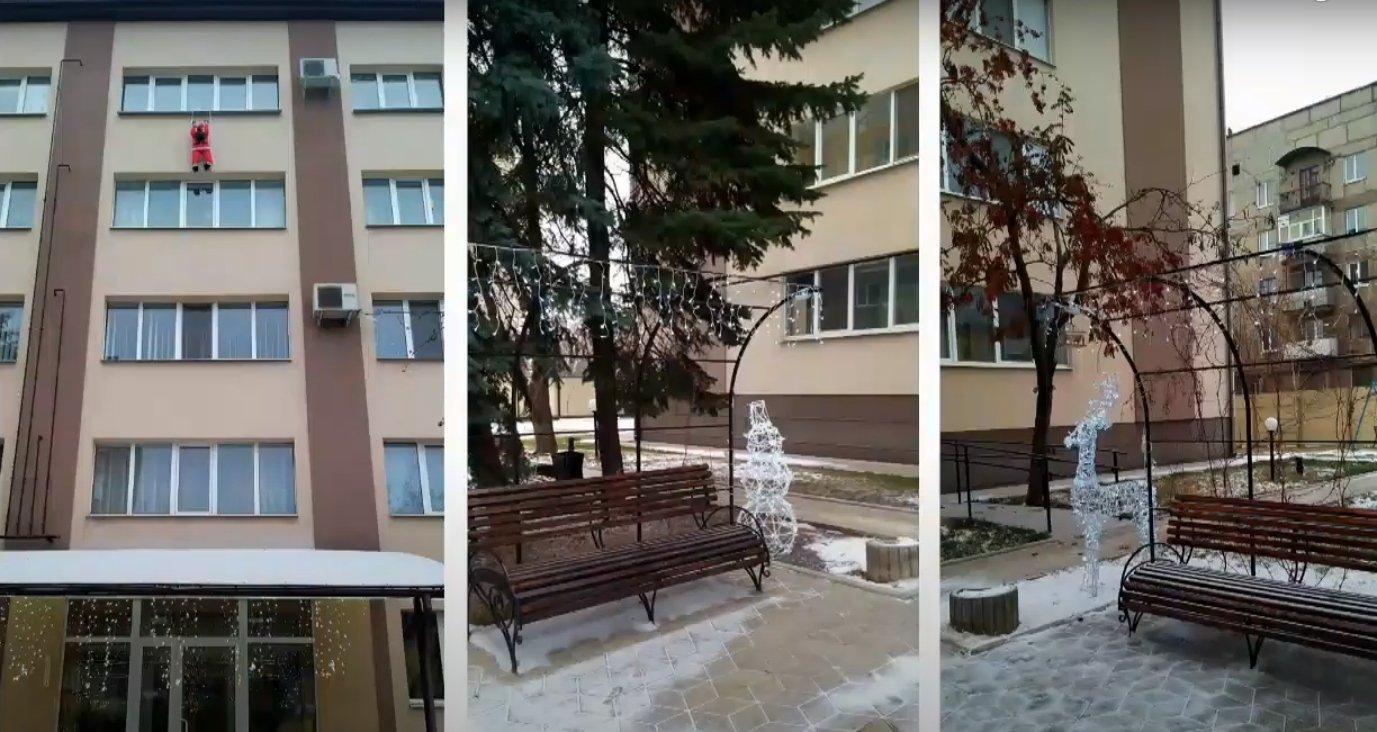 Сьогодні оголосили та нагородили призерів конкурса на краще святкове оформлення фасадів у Дружківці, фото-2