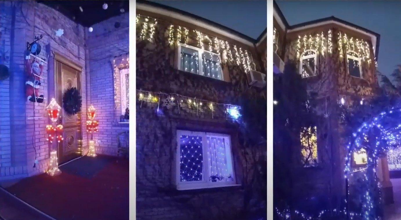 Сьогодні оголосили та нагородили призерів конкурса на краще святкове оформлення фасадів у Дружківці, фото-9