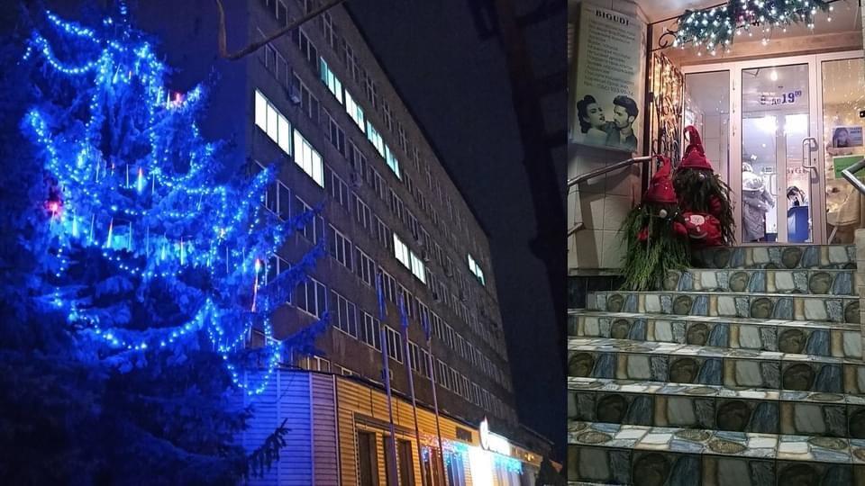 Сьогодні оголосили та нагородили призерів конкурса на краще святкове оформлення фасадів у Дружківці, фото-3