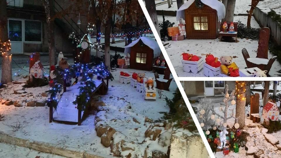 Сьогодні оголосили та нагородили призерів конкурса на краще святкове оформлення фасадів у Дружківці, фото-5