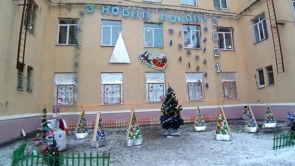Сьогодні оголосили та нагородили призерів конкурса на краще святкове оформлення фасадів у Дружківці, фото-6
