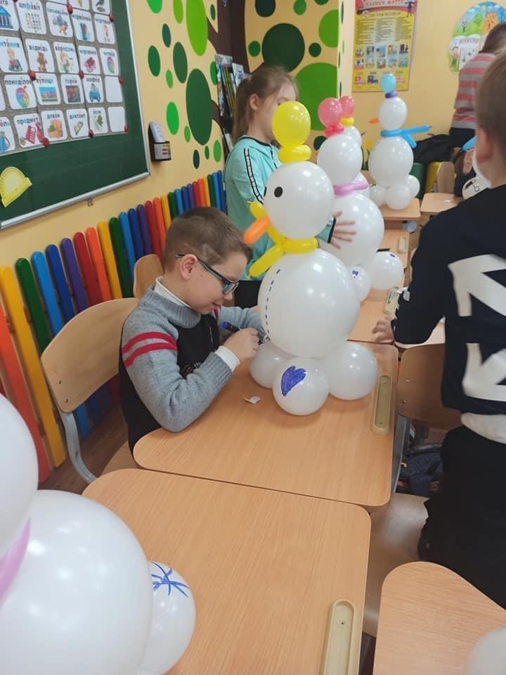 Дружківка: Як у гімназії «Інтелект» та школі №17 до новорічних свят готувались (Багато фото), фото-12