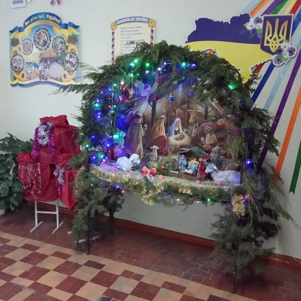 Дружківка: Як у гімназії «Інтелект» та школі №17 до новорічних свят готувались (Багато фото), фото-21