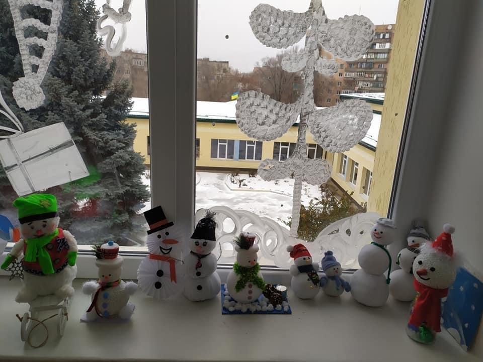 Дружківка: Як у гімназії «Інтелект» та школі №17 до новорічних свят готувались (Багато фото), фото-10