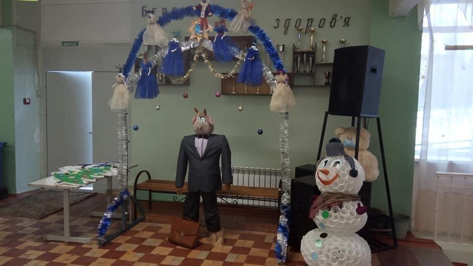 Дружківка: Як у гімназії «Інтелект» та школі №17 до новорічних свят готувались (Багато фото), фото-26