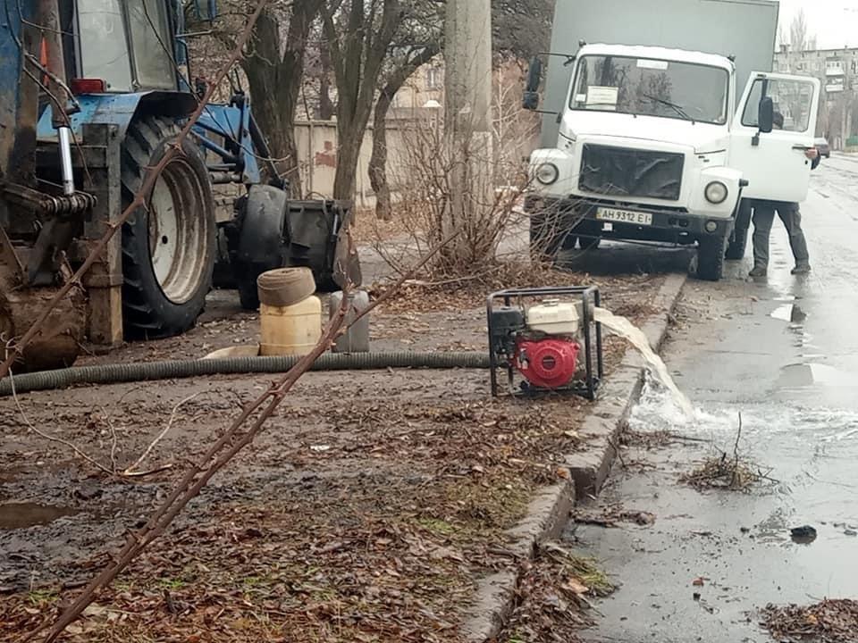 Дружковка: Директор горводоканала сообщил о времени возобновления подачи воды, фото-2