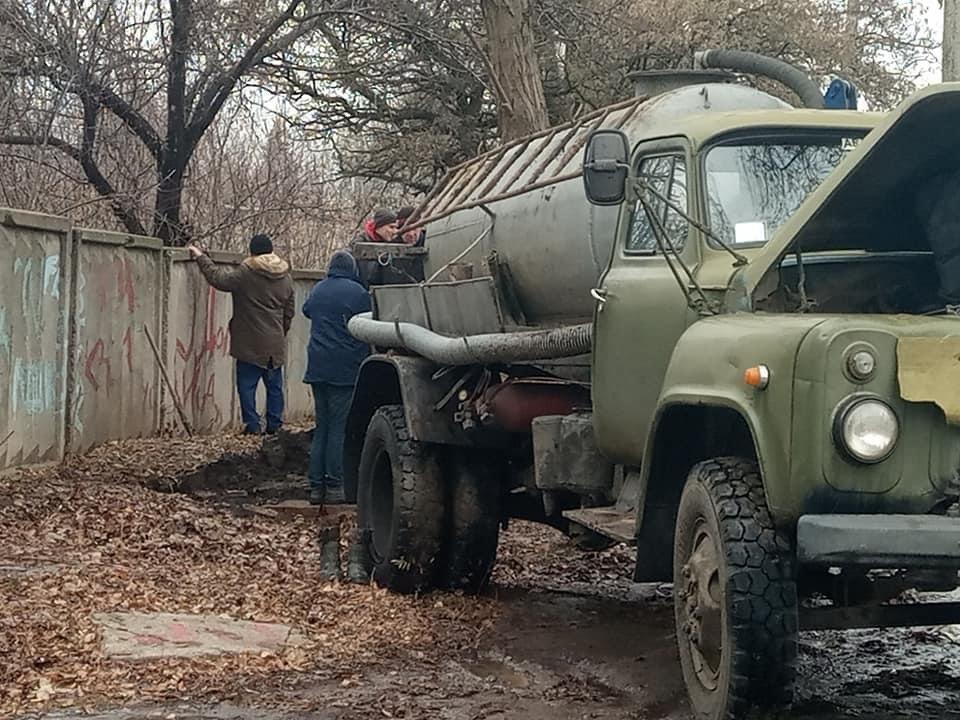 Дружковка: Директор горводоканала сообщил о времени возобновления подачи воды, фото-1