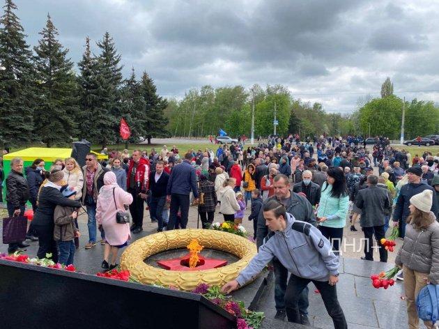 Дружківка відзначила День Перемоги, фото-7