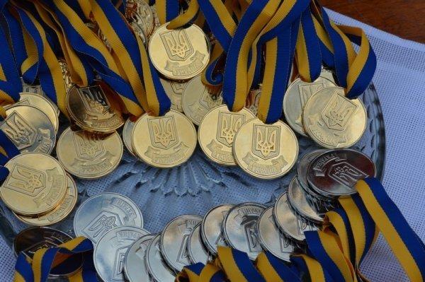 Випускникам дружківських шкіл вручили золоті та срібні медалі, фото-1