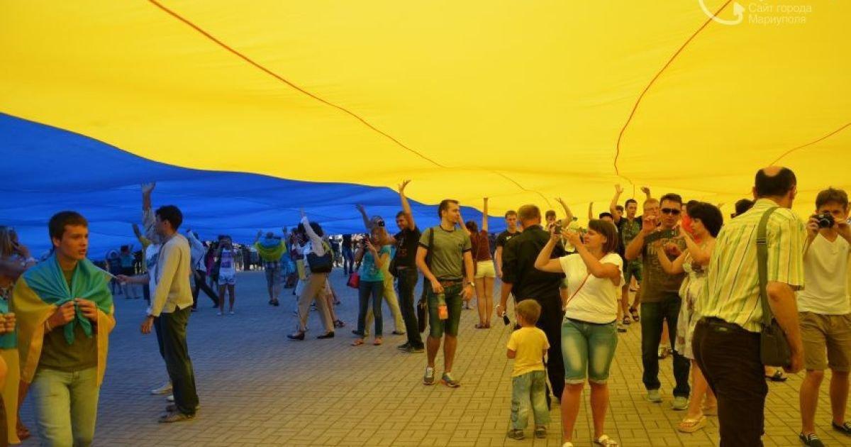 На цих вихідних у Маріуполі встановили рекорд України , фото-1