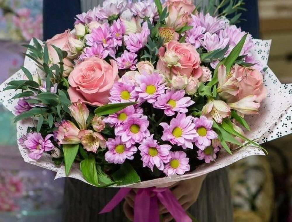 Цветы Дружковка